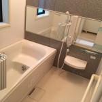 1坪サイズ浴室(風呂)