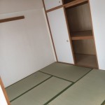LDK隣室に和室(寝室)